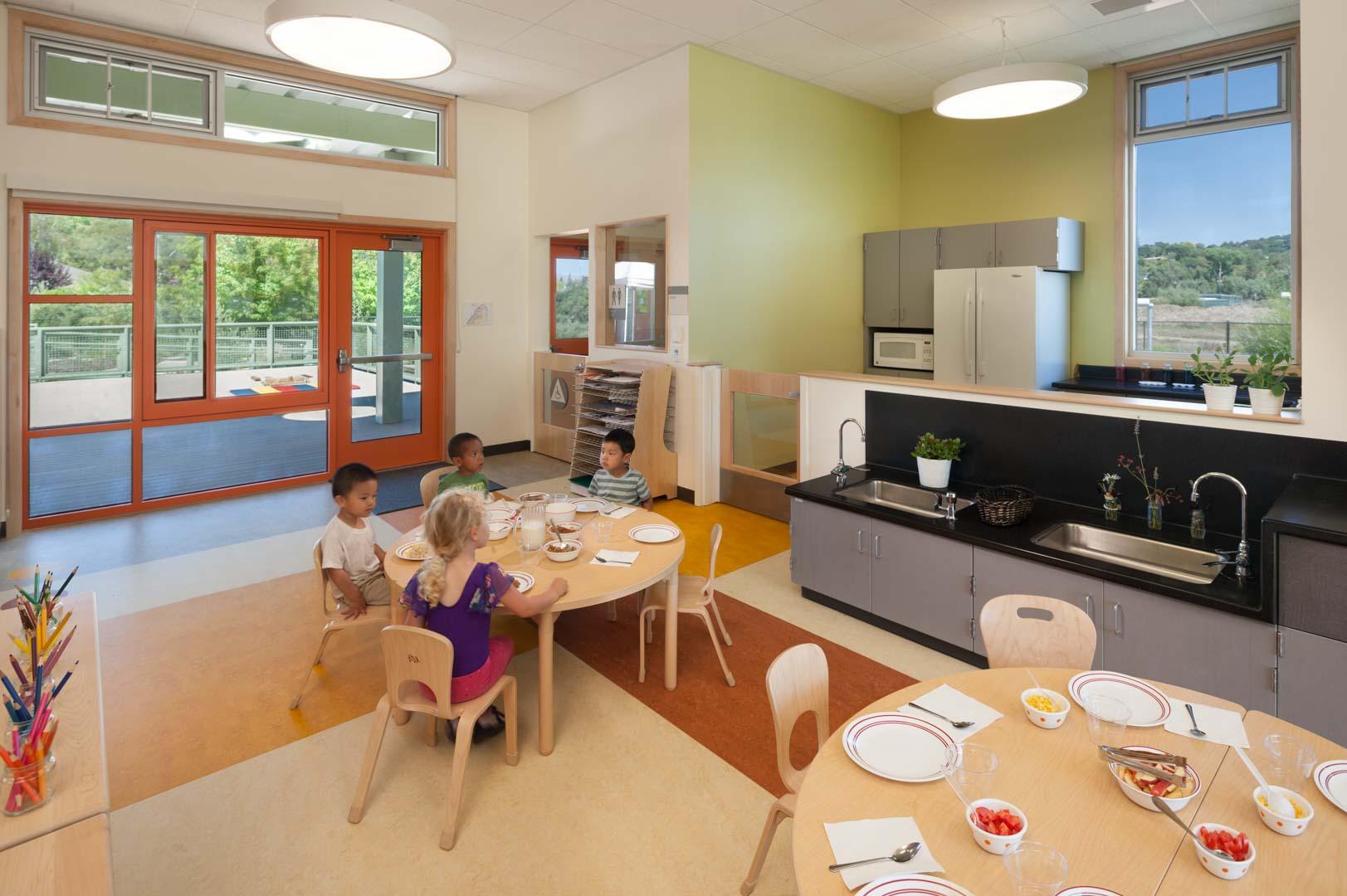 The San Francisco School Community Center