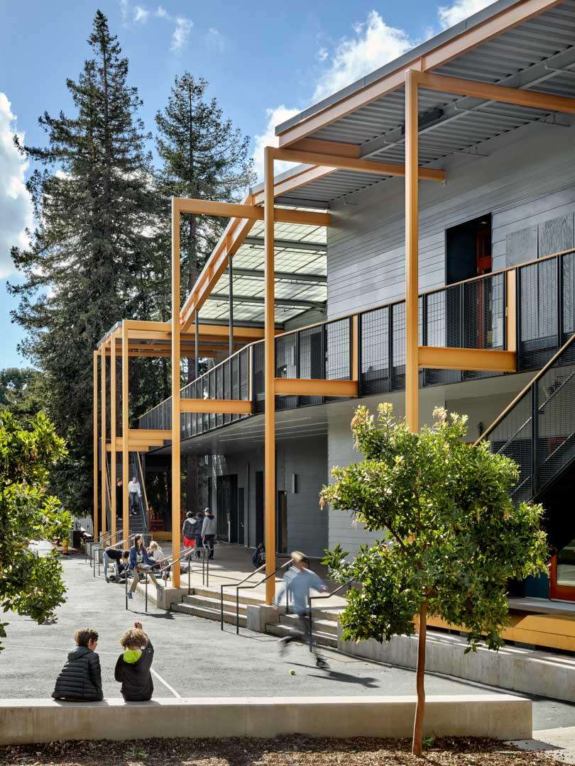 Redwood Day School – Studio Bondy Architecture