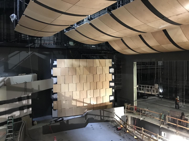 Harker Theater Interior